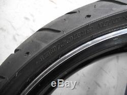 #0260 2017 17 18 Harley Davidson CVO Street Glide 19 Front Wheel / Tire