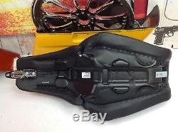 06-17 Genuine Harley Fat Bob Dyna Lowrider Street Bob Bucket Seat Pad OEM