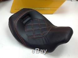 08-18 OEM 2018 Harley Touring CVO Solo Seat Road Glide & Street Glide
