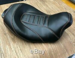 08-19 CVO Harley Davidson Road king, CVO Street Glide Seat Replacement Covers