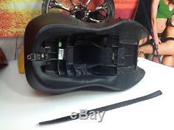 08-20 Harley Touring Super Reduce Reach Sundowner Road Street Electra Glide Seat