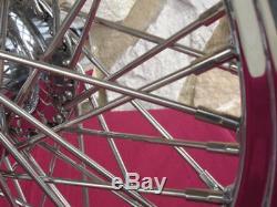 18x3.5 Kcint 60 Spoke Front Wheel Harley Street Road Glide King Ultra Classic
