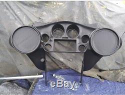 1997-2013 Harley Davidson StreetGlide Street Glide custom 8 speaker pods Flh
