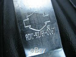1997 to 2007 Harley Davidson Touring Seat Street Glide Road Glide Road King