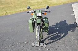 1999 Harley-Davidson MT-500