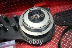 2007 2013 Harley Street Glide Primo 2'' Belt Drive Open Primary Clutch Sg18