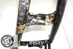 2010-2018 Harley Davidson Street Glide Main Frame Chassis Cod Non Rep Ttl Export