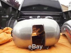 2015 Harley DYNA STREET BOB FXDB Silver / Paint Set CANDY FXD TANK FENDER
