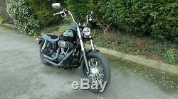 (2016) Harley-davidson Street Bob Fxdb 103