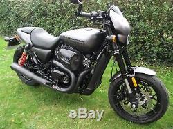 2017 Harley Street Rod Xg750a 3kmls Stunning Bike Part Exchange & Delivery Poss