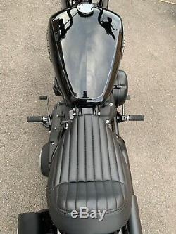 2019 Harley Davidson Softail Street Bob Fxbb 107 1745cc Fsh Vance Hines Prestine
