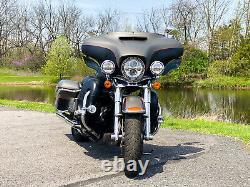 2019 Harley-Davidson Touring Ultra Limited FLHTK Street Glide Special FLHXS 114