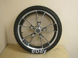 2020 Harley Davidson Road Street Glide 19 Front Wheel And Tire FREE SHIPPING