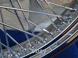 21 X 3.5 08-up Abs 60 Spoke Front Wheel Harley Road King Street Glide