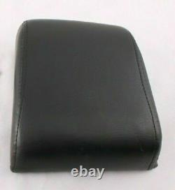 22 TALL BACKREST SISSY BAR w PAD 4 HARLEY TOURING ROAD KING STREET ELECTRA