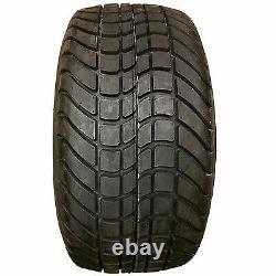 (4) 205/50-10 DOT Street Tires for EZGO Club Car Yamaha Harley ParCar Golf Carts