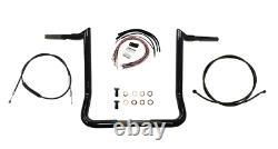 ABS Handlebar Kit for 2008-2013 FLH Harley Bagger Street Glide Made in USA
