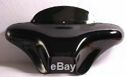 ABS PAINTED FAIRING HARLEY DYNA WIDE GLIDE RIDER STREET BOB 06-Up DALLAS-BAGGER