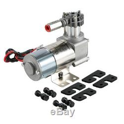 Air Ride Suspension Air Tank Electric Center Stand For Harley Street Glide 09-16