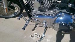 Billet Aluminum Forward Controls 2006-17 Harley Dyna Glide Street Bob Fxdb Fxdbi