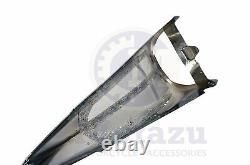 Chrome Chin Spoiler Scoop Fits Harley Touring Road Glide Street King by Mutazu