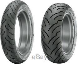 Dunlop Elite 130/60-21 Front 180/65b16 Rear Tires Harley Street Glide Road Glide