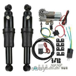 Electric Center Stand Air Suspension Fit For Harley Street Electra Glide 09-2016