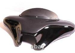 FAIRING HARLEY DYNA WIDE GLIDE LOW RIDER SUPER STREET BOB 06-Up 6x9ABS PAINTED