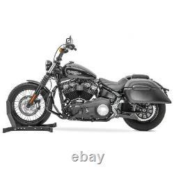 Hard Saddlebags 33l for Harley Davidson Dyna Fat Bob/Low Rider /S /Street Bob