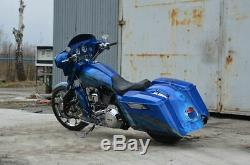 Harley-Davidson 2011 FLHX Street Glide Bagger 21 PM wheels, ABS, ALARM Stage 4