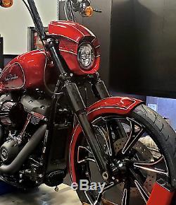 Harley-Davidson Softail M8 Street Bob FXBB Headlight Fairing 2018 2019 2020