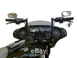 Harley Davidson Street Glide PREWIRED Handlebars 2014-2020 Made in USA
