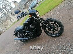 Harley Davidson Street XG 750 1230miles stunning condition