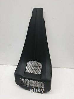 Harley Davidson Stretched Chin Spoiler 97-13 Flh Street Glide Touring Roadking