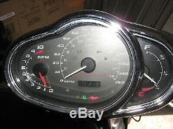 Harley Davidson VRSCR 1130cc Street Rod
