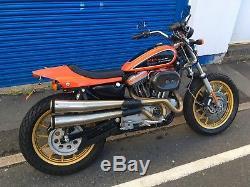 Harley Davidson XL1200S Street Tracker