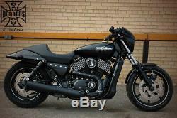 Harley Street 500 Xg500 11 Lowering Shocks Lowering Kit Black 11 Inch