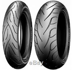 Harley Street Glide Michelin Commander II Front 130/80-17 Rear 180/65-16 Tires