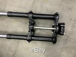 Harley Street Rod XG750A front forks