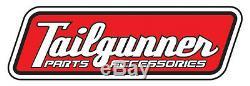 Harley custom slip on muffler Tailgunner Exhaust street rod gatling gun pipe tip