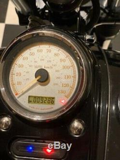 Harley davidson Dyna 1584cc Fxdb Street Bob