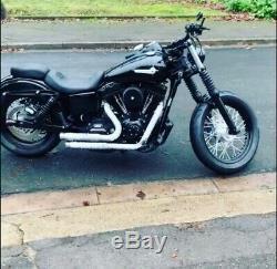 Harley davidson Dyna 1584cc Fxdb bobber Street Bob