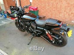 Harley davidson street rod 750 xga
