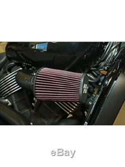 K&N Motorcycle Air Inta System FOR HARLEY DAVIDSON XG500 STREET 30 CI (63-1130)