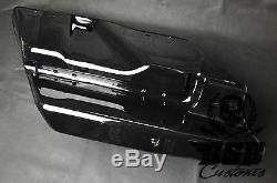 Koffer Harley Davidson Electra Ultra Street Glide Road KING 2014-16 stretched