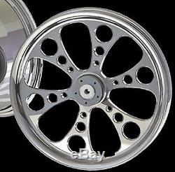 Kool Kat Front Billet Wheel 21x3.5 Harley Street Glide Flhx Electra Flhtc 08-13