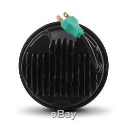 LED Scheinwerfer 5 3/4 für Harley Cross Bones, CVO Pro Street/ Softail Breakout