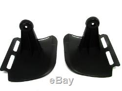 Lower Vented Leg Fairings Cap Glove Box For Harley Touring Electra Glide Street