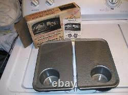 Original 1950s nos auto Trays drive in car hop vintage scta GM Ford Chevy dodge