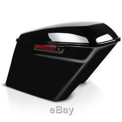 Seitenkoffer Stretched für Harley Davidson Electra/Road/King/Street Glide/ 2014